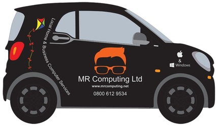 MR Computing logo