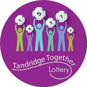 Tandridge Together Lottery logo